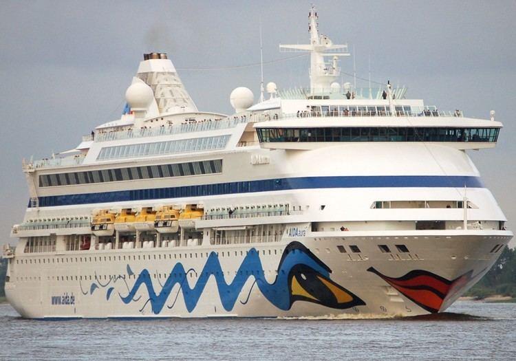AIDAaura AIDAaura Itinerary Schedule Current Position CruiseMapper