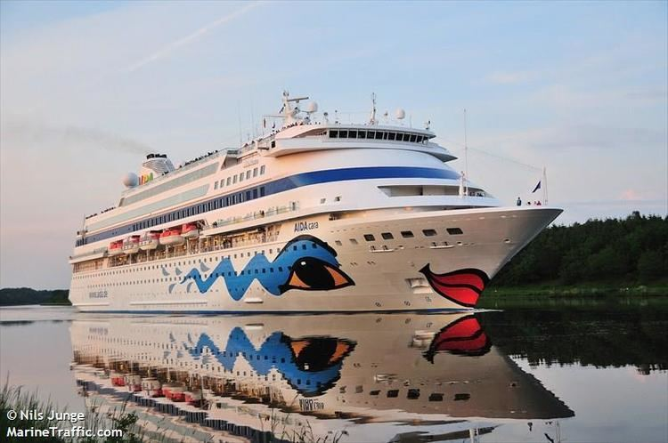 AIDAcara Vessel details for AIDACARA Passengers Ship IMO 9112789 MMSI