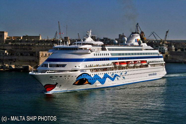 AIDAcara Cruise Ship AIDA AIDAcara SeetouristikArkona AIDA Kreuzfahrten