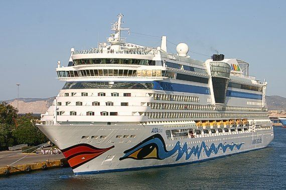 AIDAdiva AIDAdiva cruise ship photos AIDA Cruises