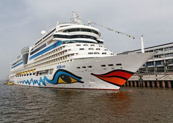 AIDAmar Cruise Ship AIDAmar Picture Data Facilities and Sailing Schedule
