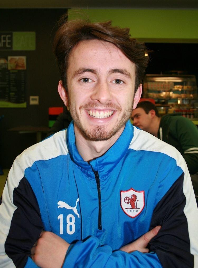 Aidan Connolly Aidan Connolly determined to enjoy Raith Rovers stint after having