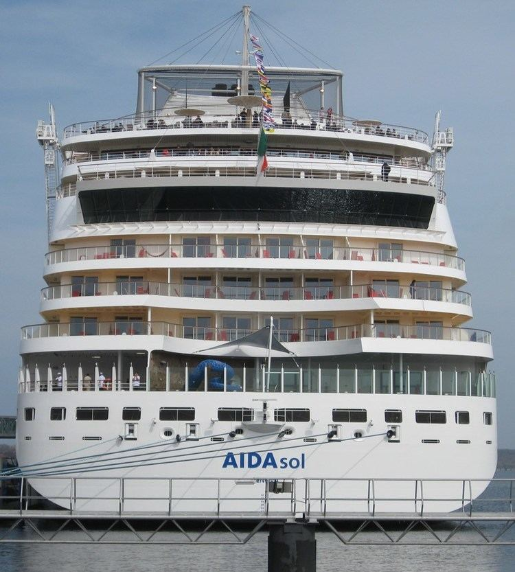 AIDAsol AIDAsol Itinerary Schedule Current Position CruiseMapper