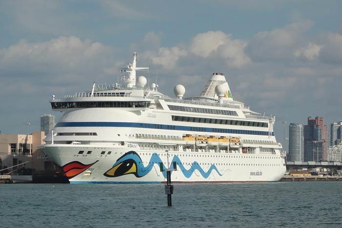 AIDAvita AIDAvita cruise ship photos AIDA Cruises