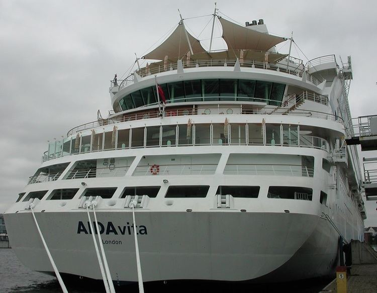 AIDAvita AIDAvita Itinerary Schedule Current Position CruiseMapper