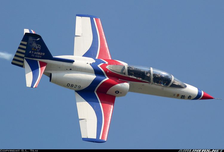 AIDC AT-3 AIDC AT3 Taiwan Air Force Aviation Photo 1093618 Airlinersnet