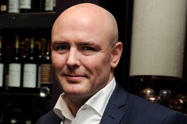 Aiden Byrne Restaurant Wars chef Aiden Byrne ends up in Twitter row