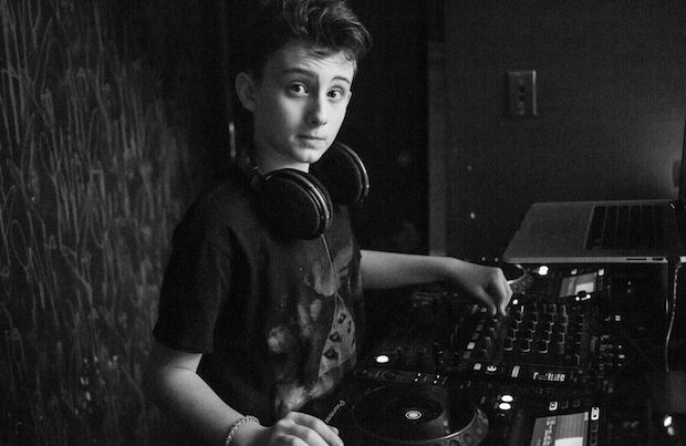 Aiden Jude 10 year old DJ Aiden Jude Music Row Girl
