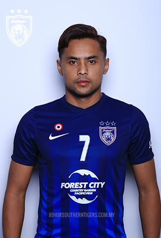 Aidil Zafuan Aidil Zafuan Official website of Johor Darul Tazim FC JDT The