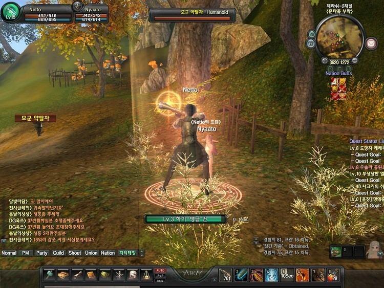 AIKA Online Aika Online Games GameZone