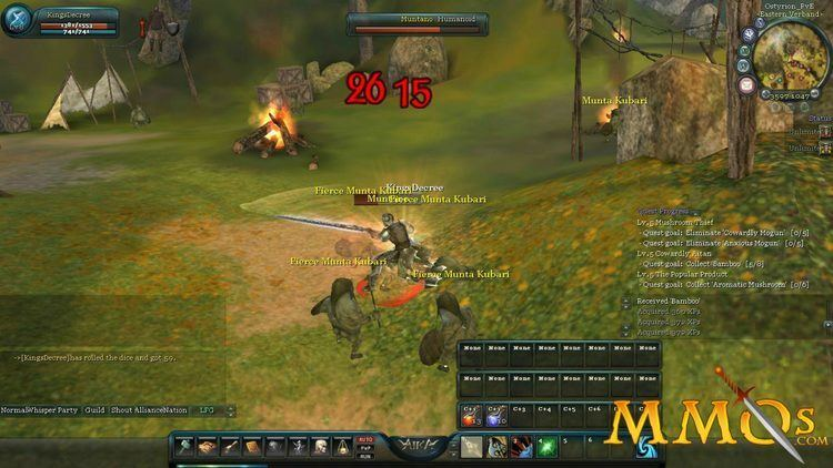 AIKA Online Aika Online Game Review