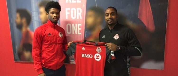 Aikim Andrews Toronto FC II sign Aikim Andrews Toronto FC
