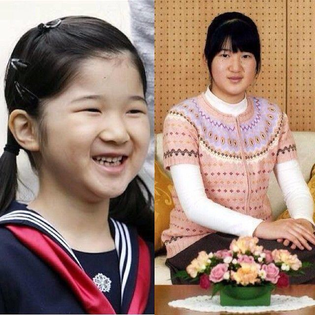 Princess Aiko, only child of Crown Prince and Princess ...  |Aiko Princess Toshi