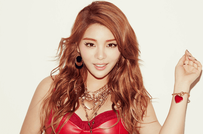 Ailee Ailee Meets With Beyonce39s Producer Shea Taylor