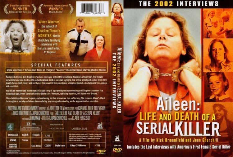 Aileen: Life and Death of a Serial Killer Aileen Life And Death Of A Serial Killer Movie DVD Scanned