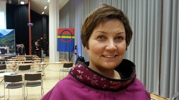 Aili Keskitalo Aili Keskitalo Sveriges val att rata Sametinget r