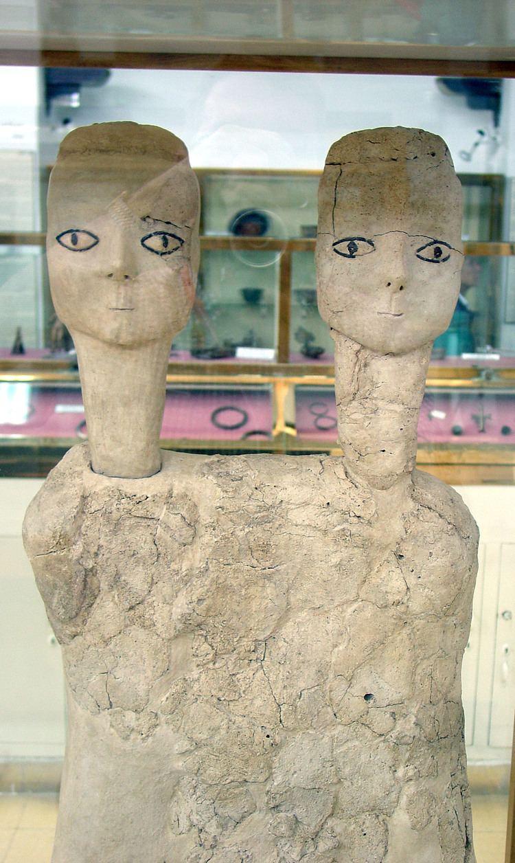 'Ain Ghazal Statues httpsuploadwikimediaorgwikipediacommons22