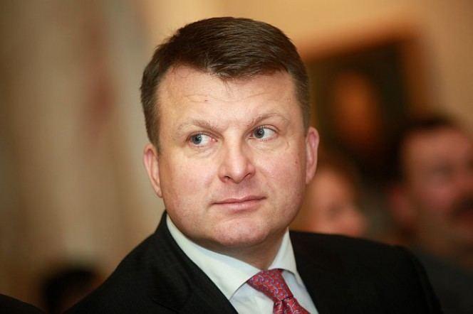 Ainars Slesers lesers vienbalsgi ievlts par partijas Vienoti