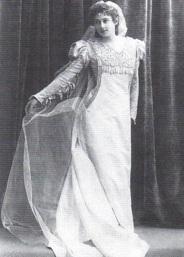 Aino Ackte 11 The first opera performances in Savonlinna Finland