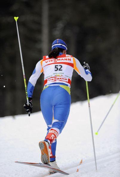 Aino-Kaisa Saarinen Aino Kaisa Saarinen Pictures FIS Tour De Ski Women39s
