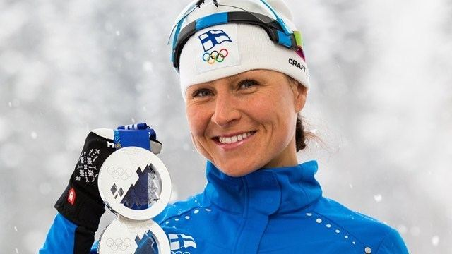 Aino-Kaisa Saarinen AinoKaisa Saarinen injured FISSKI
