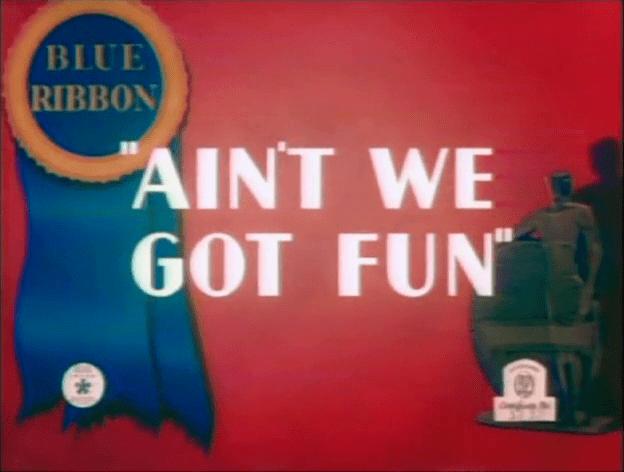 Aint We Got Fun (film) movie scenes Almost Ain t We Got Fun