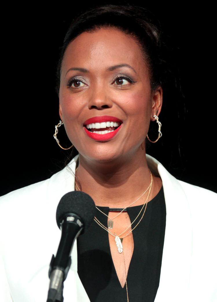 Aisha Tyler httpsuploadwikimediaorgwikipediacommons55