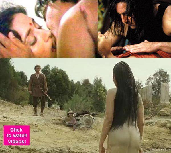 Aishwarya (film) movie scenes 7 embarrassing scenes Priyanka Chopra Aishwarya Rai Bachchan and Anushka Sharma would like to forget