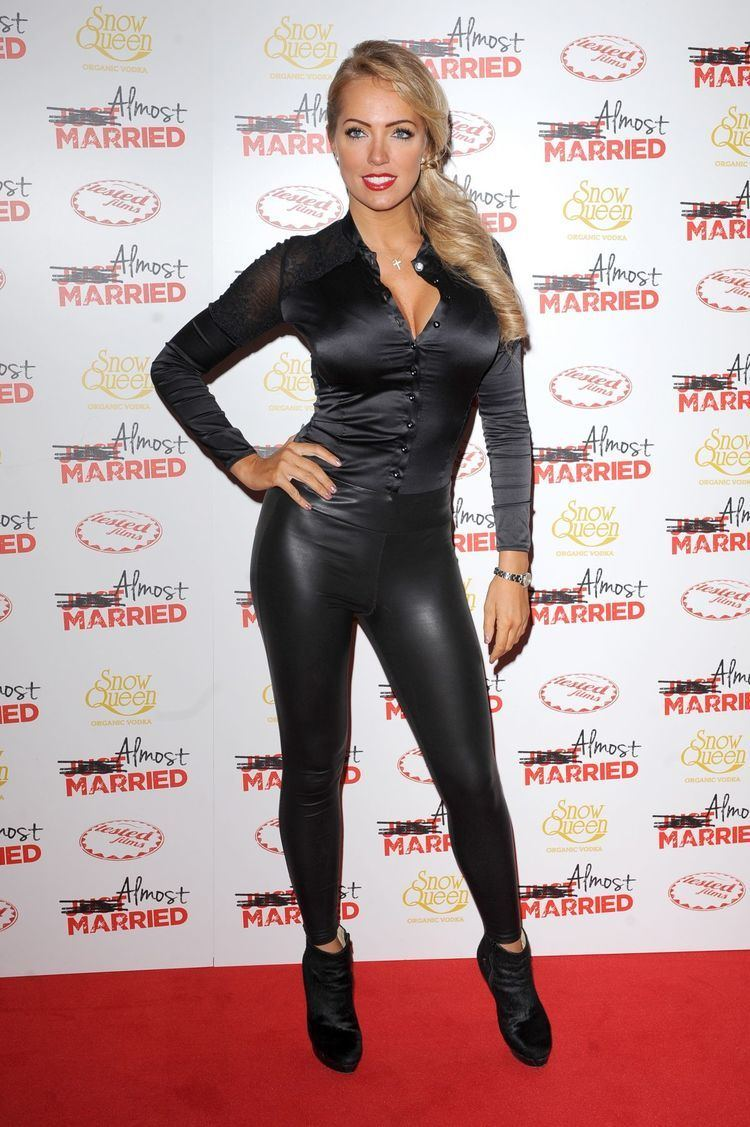 Aisleyne Horgan-Wallace Aisleyne HorganWallace Showing Of Almost Married In