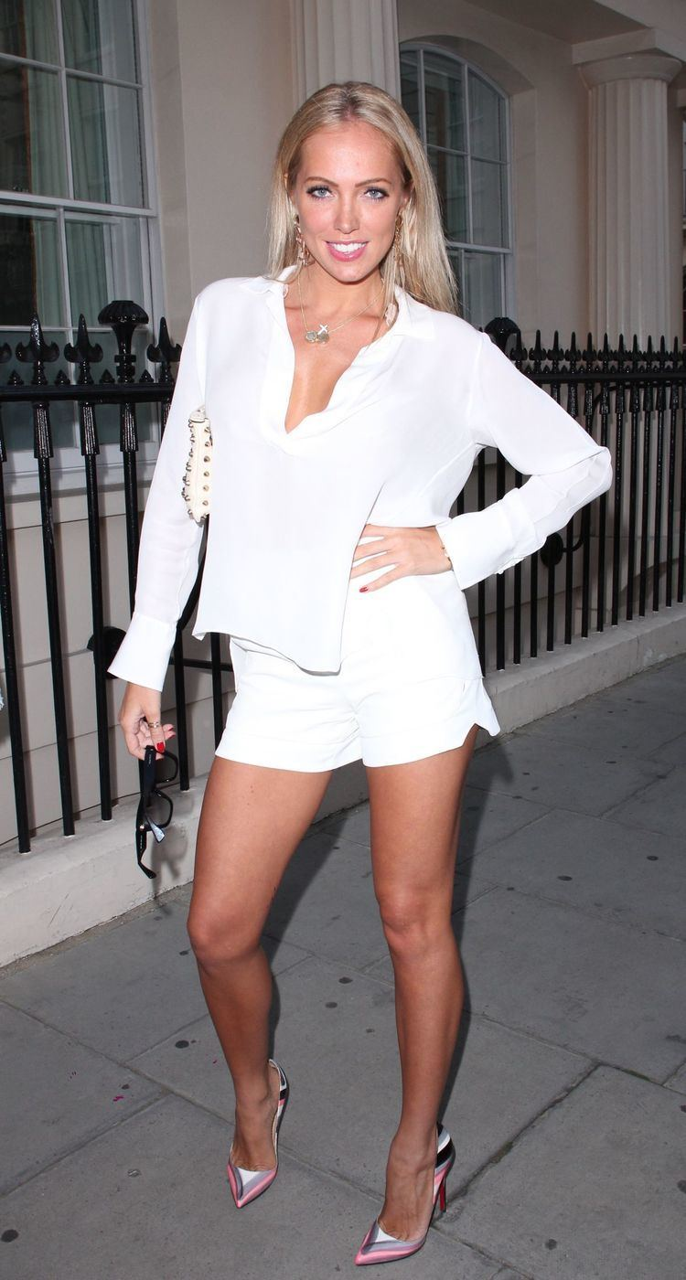 Aisleyne Horgan-Wallace Aisleyne Horgan Wallace At Fake Bake Summer Party