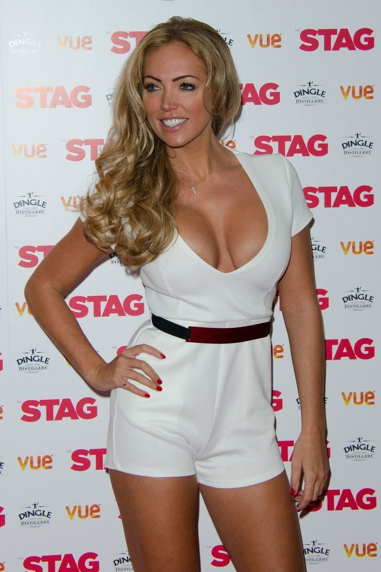 Aisleyne Horgan-Wallace AISLEYNE HORGANWALLACE at Stag Screening at Vue Leicester