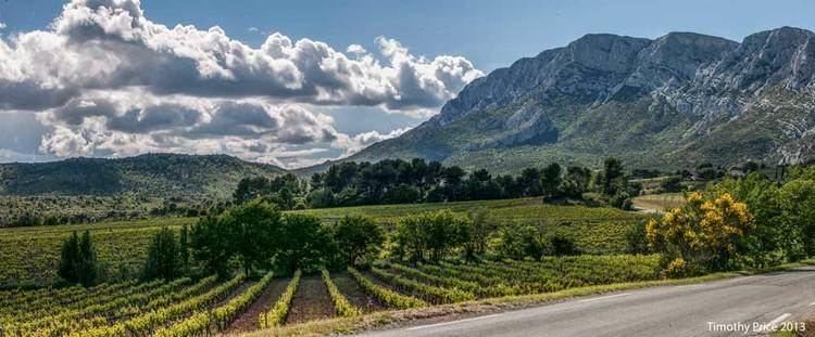 Aix en Provence Beautiful Landscapes of Aix en Provence
