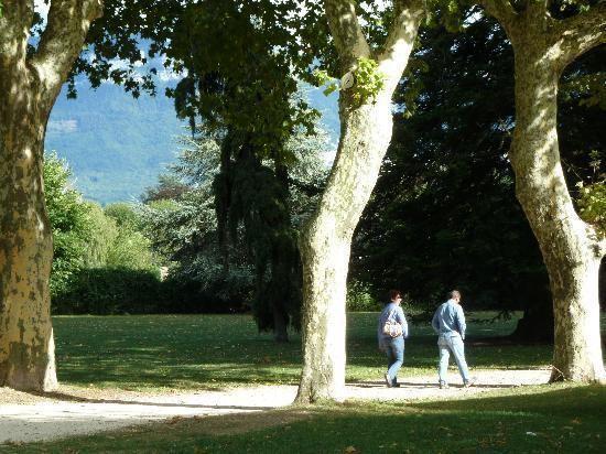 Aix les Bains Beautiful Landscapes of Aix les Bains
