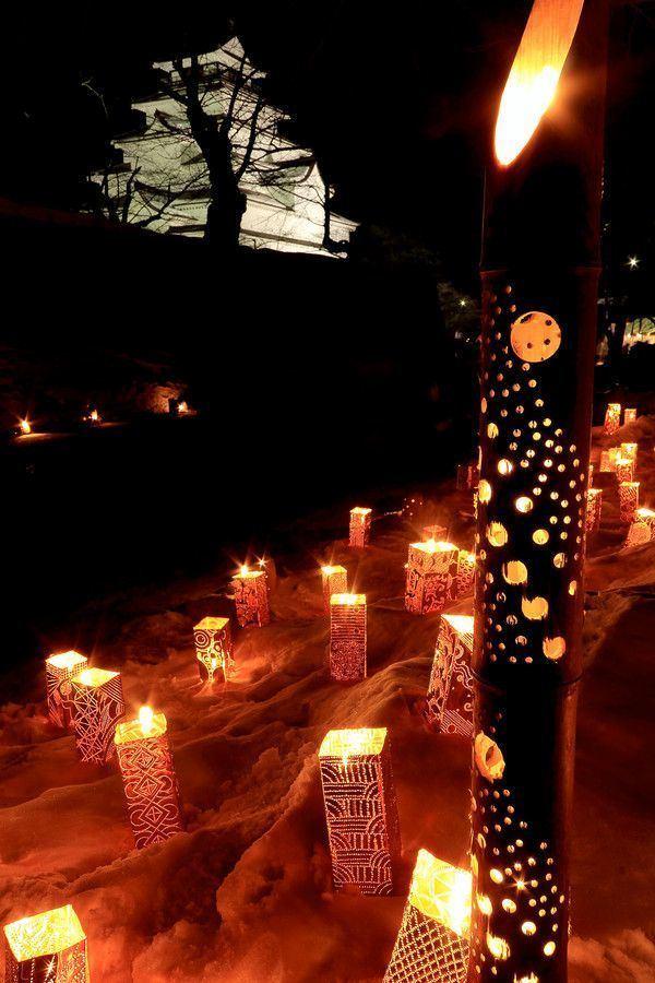 Aizuwakamatsu, Fukushima Festival of Aizuwakamatsu, Fukushima