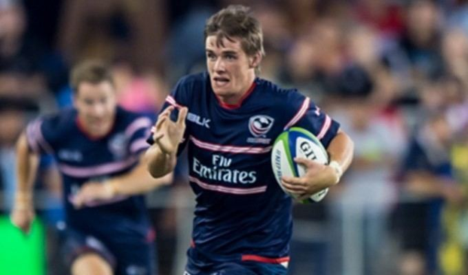 AJ MacGinty MacGinty Critiques His Eagle Debut Goff Rugby Report
