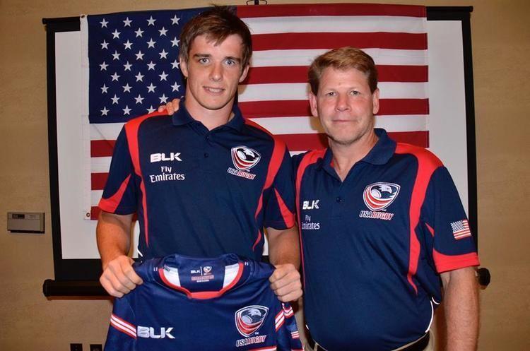 AJ MacGinty QampA USA Rugby Flyhalf AJ MacGinty with Ronan Nelson