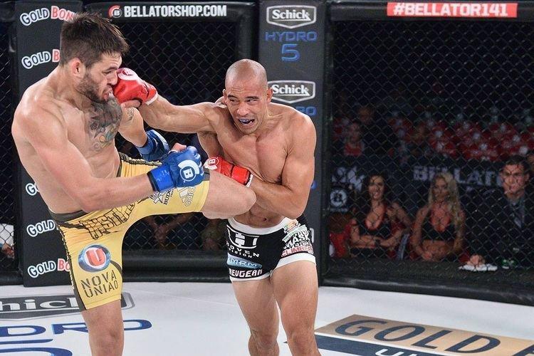 A.J. Matthews AJ Matthews A Body Determined MMA strength training