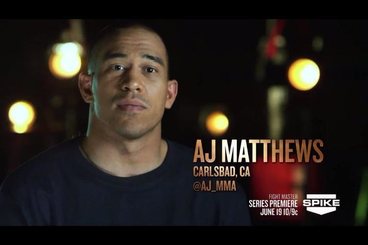A.J. Matthews EXCLUSIVE AJ Matthews Discusses Bellator Fight Master
