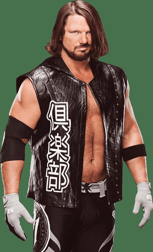 A.J. Styles Fantasty Fight Friday AJ Styles vs Kenny Omega