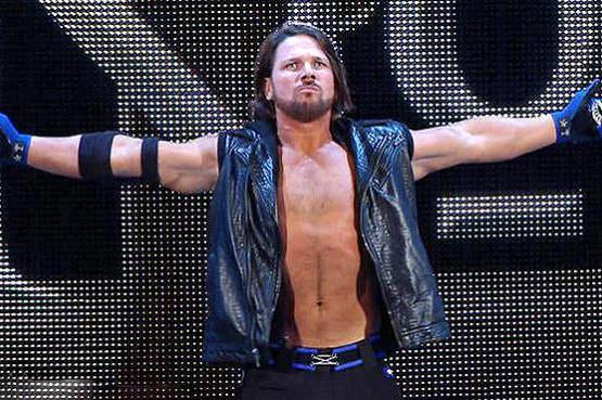 A.J. Styles AJ Styles Is on Borrowed Time in WWE Bleacher Report