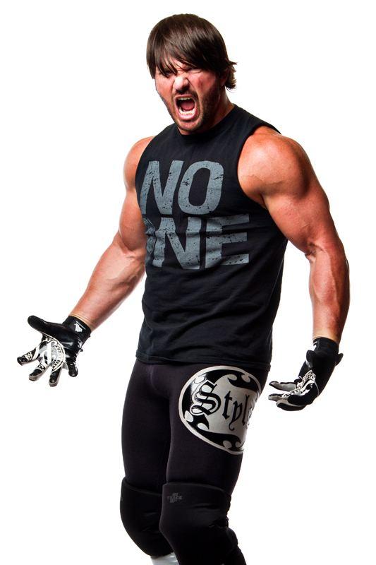 A.J. Styles AJ Styles