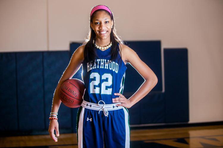 A'ja Wilson Girls Sports Month South Carolina39s A39ja Wilson on how sports
