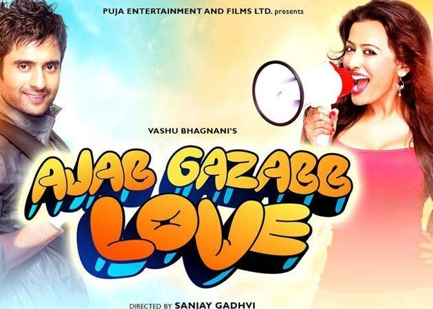 Ajab Gazabb Love 2012 IMDb