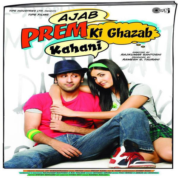Ajab Prem Ki Ghazab Kahani 2009 Movie Mp3 Songs Bollywood Music