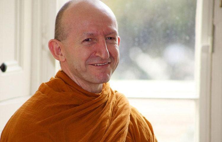 Ajahn Amaro Teachers sunyata buddhist centre