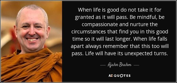 Ajahn Brahm TOP 21 QUOTES BY AJAHN BRAHM AZ Quotes
