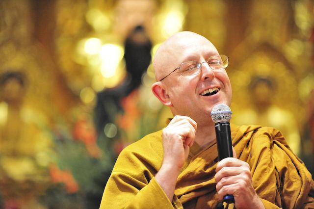 Ajahn Brahm A Monk for Our Times Ajahn Brahm in Hong Kong 2013