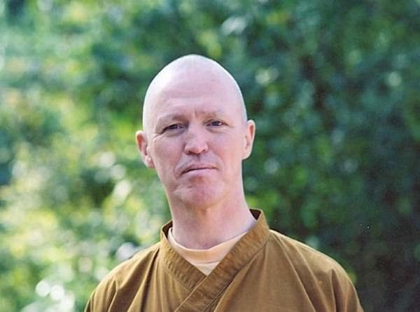 Ajahn Sucitto Monastic Visitors May 2013 Pacific Hermitage