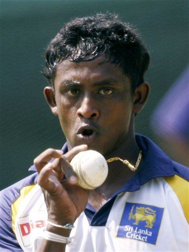 Popular cricket players of Sri Lanka Ajantha Mendis Cricket Freaks