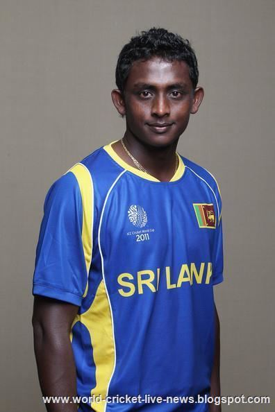 Ajantha Mendis (Cricketer) in the past